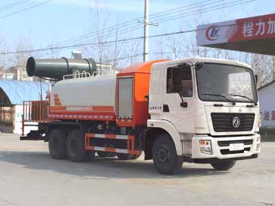 程力威牌CLW5250TDYD5型多功能抑尘车