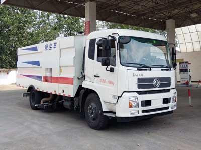 程力威牌CLW5160TXC5型吸尘车