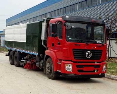 程力威牌CLW5258TXSE5型洗扫车