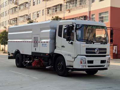 程力威牌CLW5180TXSD5型洗扫车