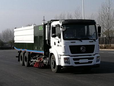 程力重工牌CLH5258TXSE5型洗扫车