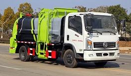 程力威牌CLW5082TCAE5型餐厨垃圾车